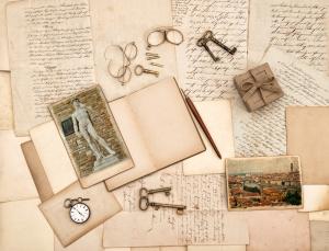 et dikt, et brev....